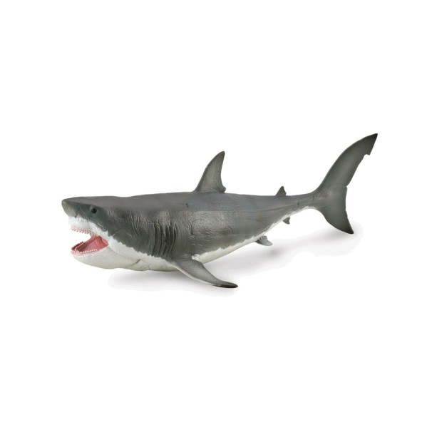 Figure Megalodon deluxe, movable jaw