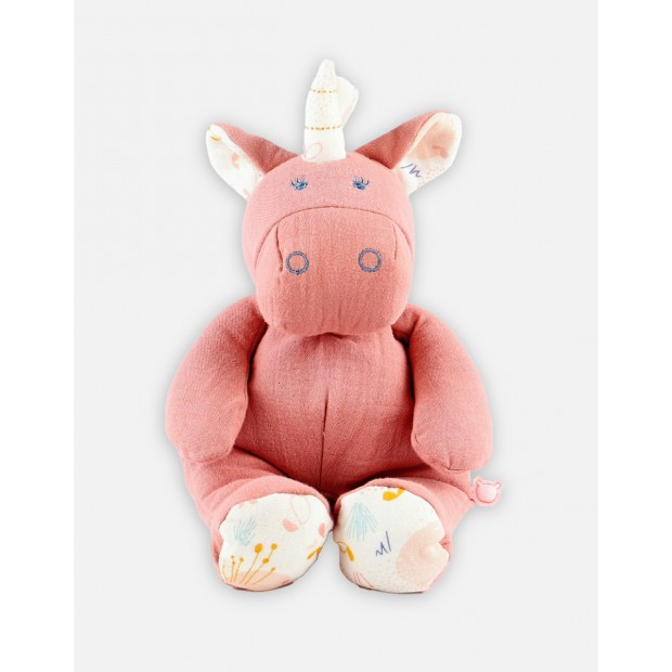 Lina small knuffel uit mousseline