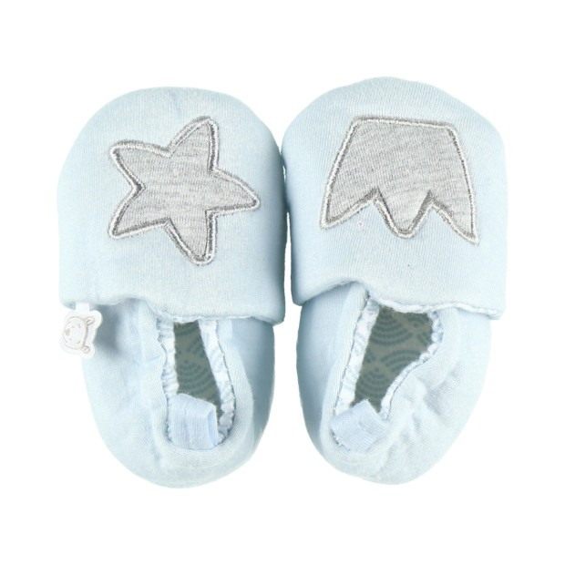 Jersey slippers