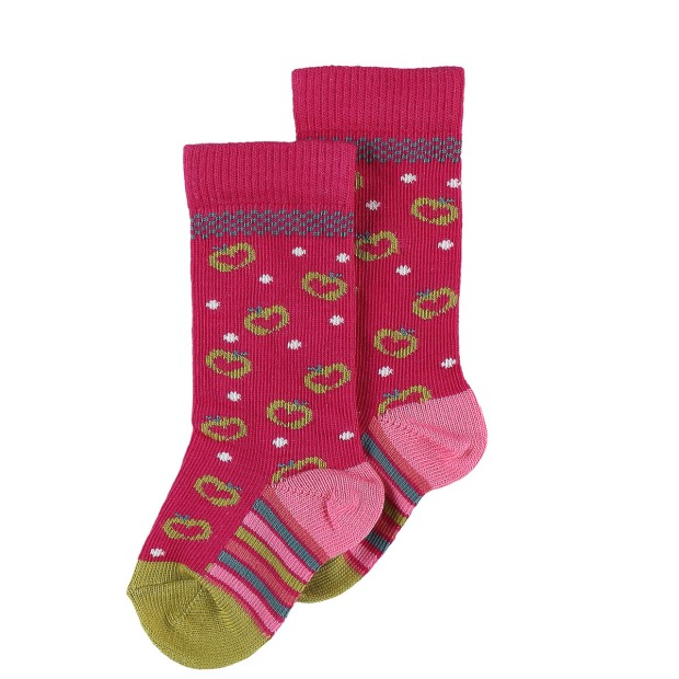 PEPS GIRL CHAUSSETTES JACQUARD MULTICOLORE