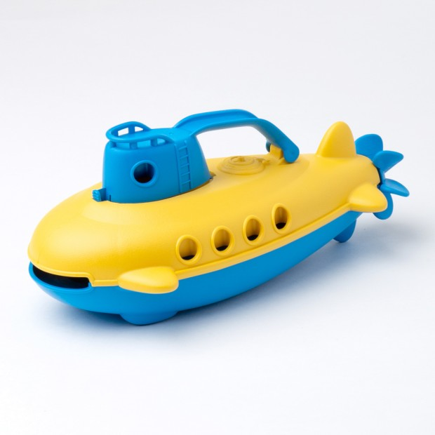 Submarine, 100% recycled plastic