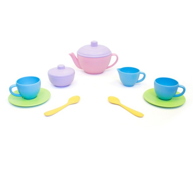 Tea for two Set, 100% recycled plastic