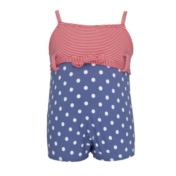 Marin Girl Swimsuit Double Protection