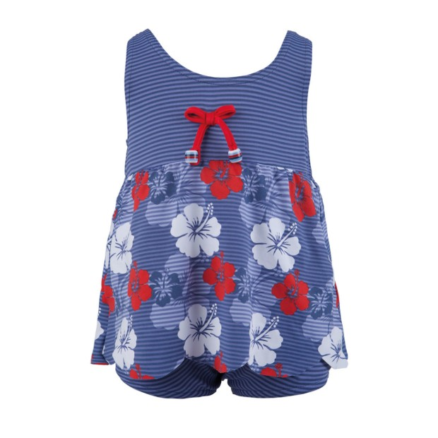 Hawaii Rouge Girl Swimsuit Double Protection