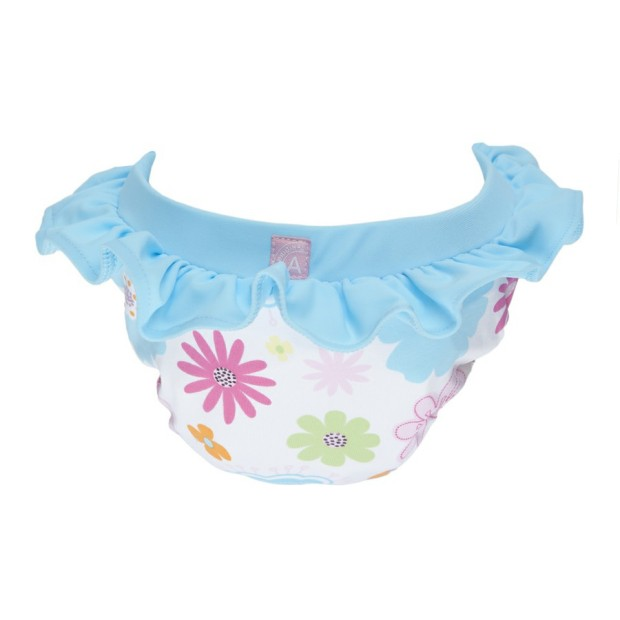 Bloomer Double Protection Aqua Flower