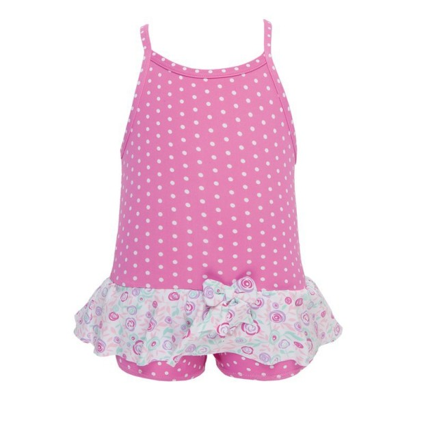 Maillot Double Protection Pastel