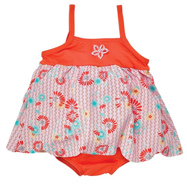 Maillot corail double protection Peps