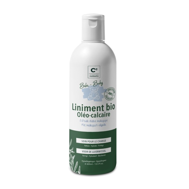 Liniment bio 100% naturel, 400ml