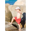 Peps Boy Red Bathing Trunks
