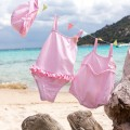 Cocon Double Protection Pink Swimsuit