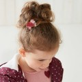 Hair clips Pink