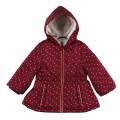 BDM GIRL PARKA BORDEAUX