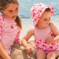 Griotte Swimsuit Double Protection