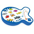 Magnetic fishing game, Dangerous fishes