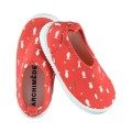 Printed water shoes